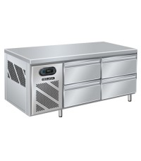 2 Deck Drawer Counter Chiller