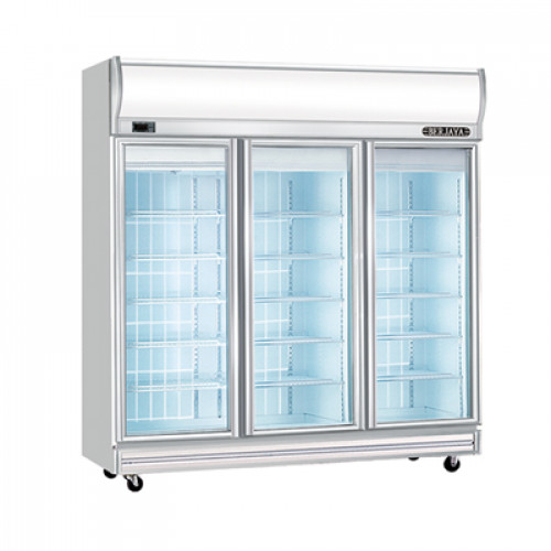 DISPLAY FREEZER