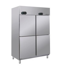 DUAL UPRIGHT CHILLER / FREEZER