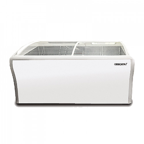 CHEST FREEZER (CURVE GLASS SLIDING)