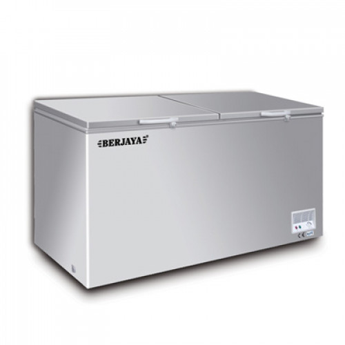STAINLESS STEEL CHEST FREEZER (TOP OPENING)