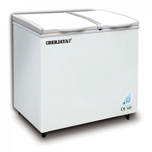 DUAL CHEST CHILLER FREEZER