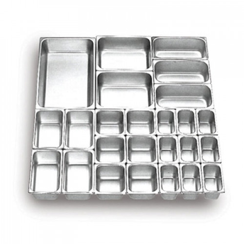 STAINLESS STEEL FOODPAN & COVER