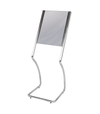 Stainless Steel Menu Stand SP
