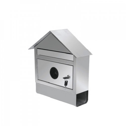 STAINLESS STEEL MAIL BOX