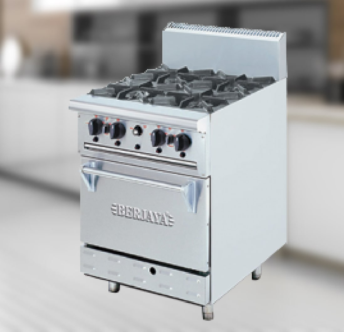 Electrical & Gas Cooking Equipment