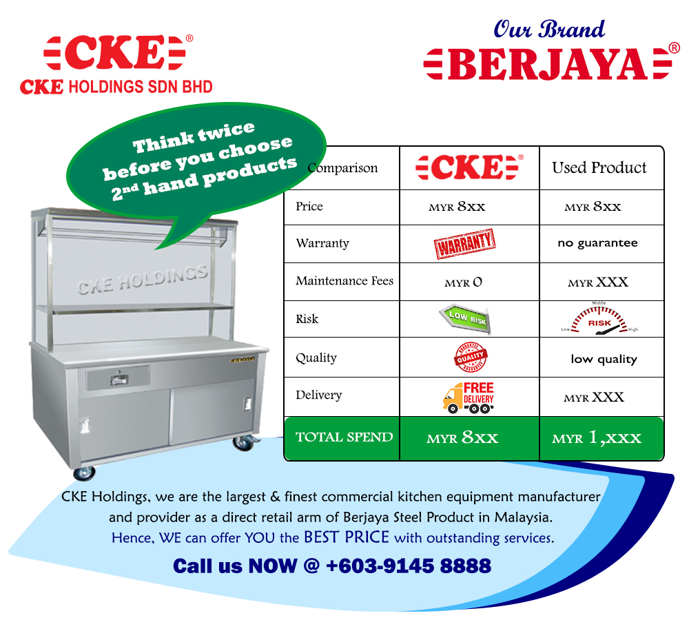 Commercial Kitchen Planning & Consultant Malaysia |CKE Holdings